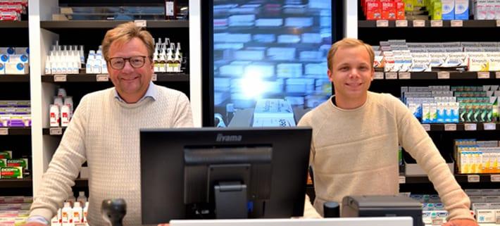 Philippe en Tom Beaujean